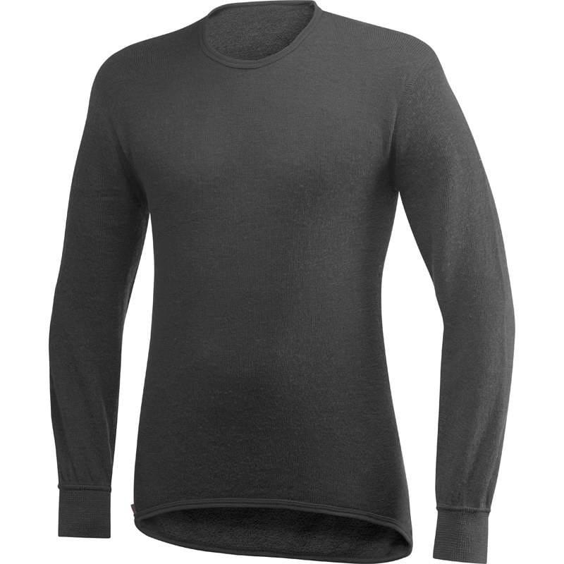 Woolpower Unterhemd RUND 200 grey M