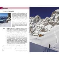 Vorschau: Panico Verlag Bayerischen Alpen - Skitourenführer - Bild 6