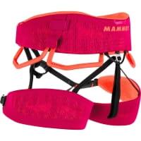 Vorschau: Mammut Comfort Knit Fast Adjust Women's - Klettergurt sundown-safety orange - Bild 2