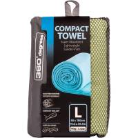 360 degrees Compact Towel L - Reisehandtuch