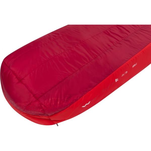Sea to Summit Basecamp™ BcIII Regular - Schlafsack dark red-regular red - Bild 8