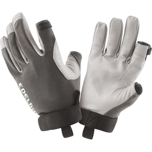 Edelrid Work Glove Closed II - Kletter-Steig-Handschuhe titan - Bild 1