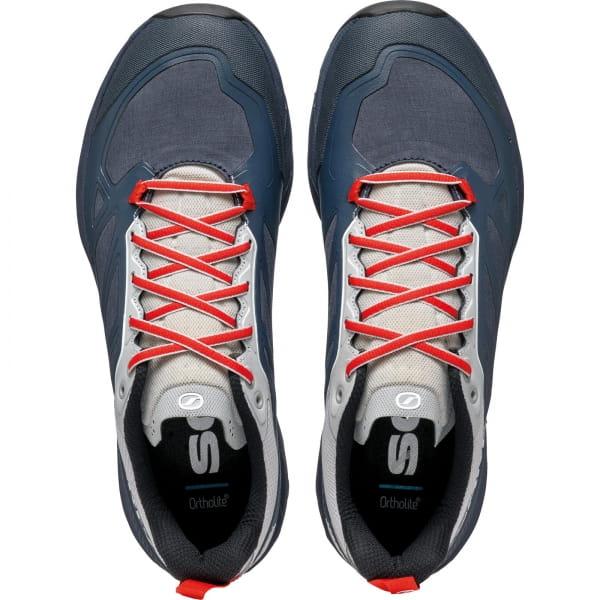 Scarpa Rapid GTX - Zustieg-Schuhe ombre blue-red - Bild 7