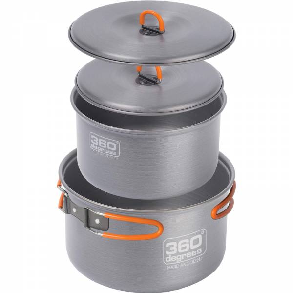 360° degrees Furno X-Large Cook Set - Kochtopfset - Bild 1