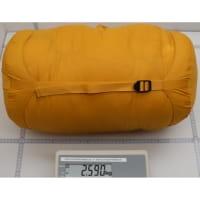 Vorschau: Mountain Hardwear Lamina 0F/-18°C Women's - Kunstfaserschlafsack sunset gold - Bild 4