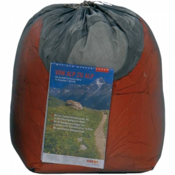 EXPED MeshBag - Mesh-Pack-Sack charcoal grey - Bild 3