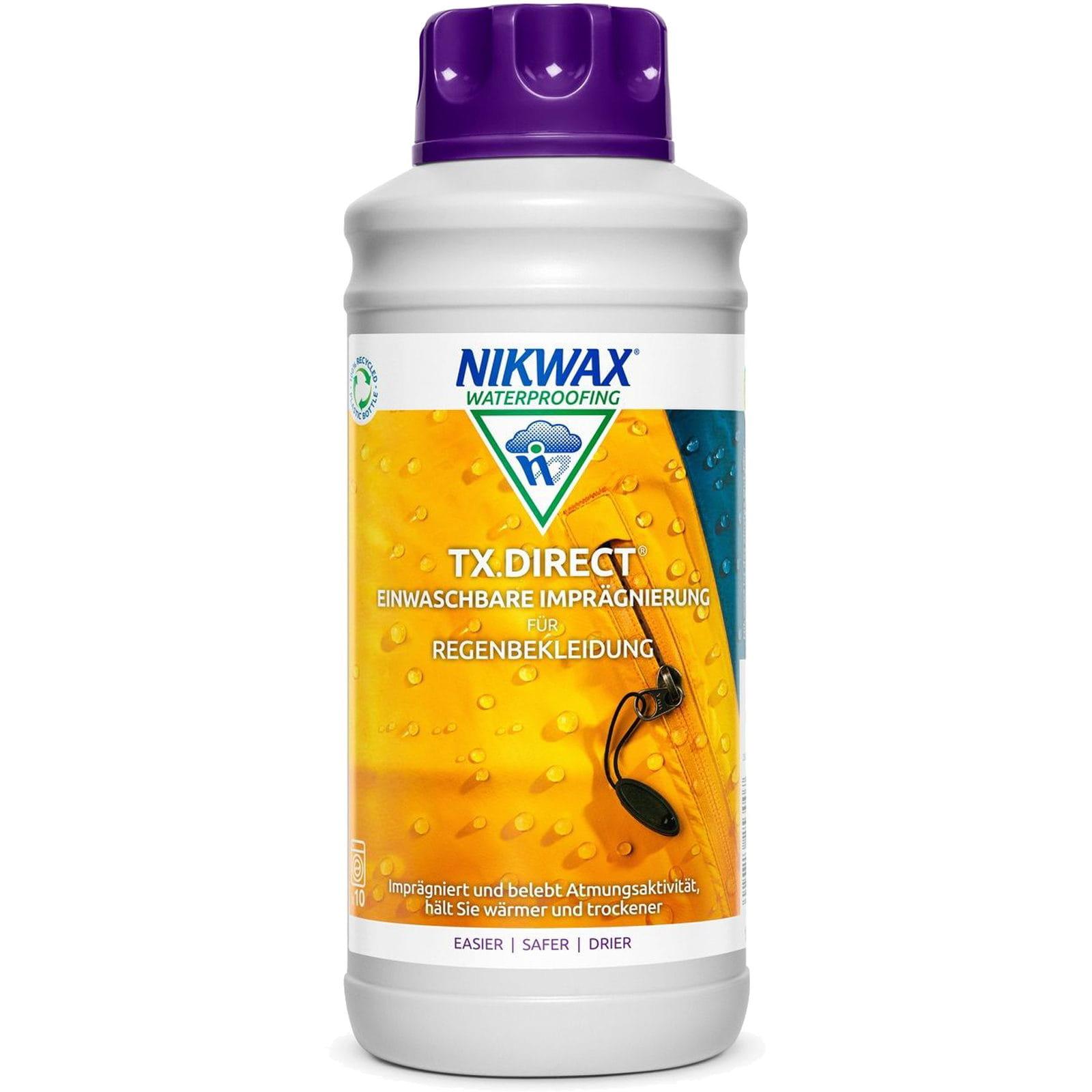 nikwax tx direct washin 1 liter g nstig online kaufen. Black Bedroom Furniture Sets. Home Design Ideas