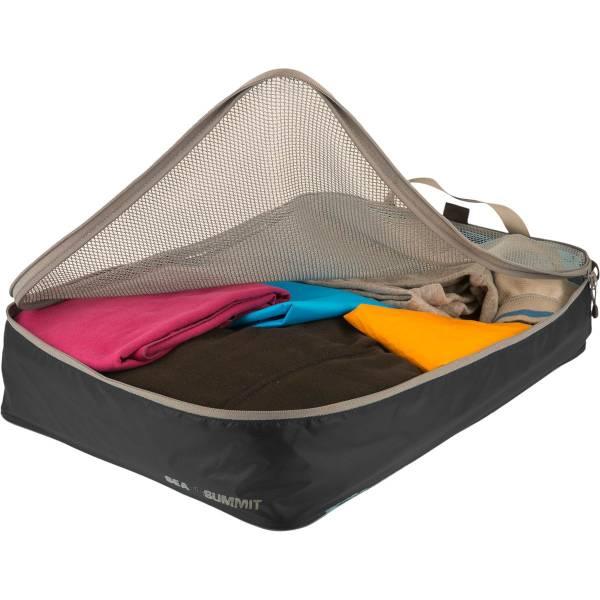 Sea to Summit TravellingLight Garment Mesh Bags Größe L black-grey - Bild 3