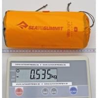 Vorschau: Sea to Summit Ultralight Insulated Mat - Schlafmatte orange - Bild 3