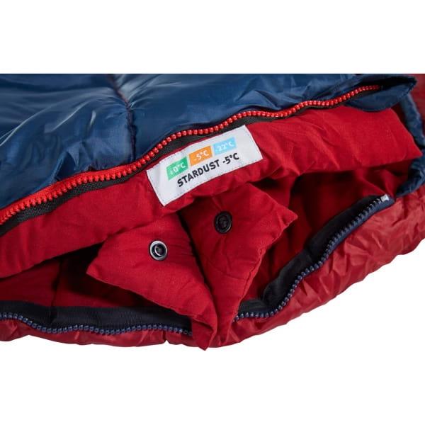 Wechsel Tents Stardust -5° M - Schlafsack red dahlia - Bild 13