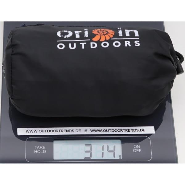 Origin Outdoors Sleeping Liner Baumwolle - Mumienform royalblau - Bild 2