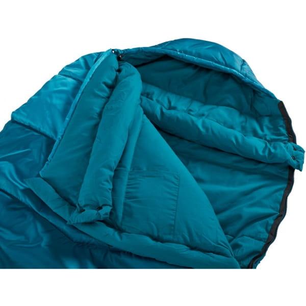 Wechsel Tents Dreamcatcher 0° M - Schlafsack legion blue - Bild 17
