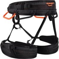Vorschau: Mammut Ophir 4 Slide - Kletter-Gurt black-safety orange - Bild 4