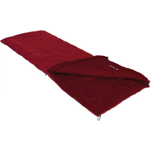 VAUDE Navajo 500 Syn - Decken-Schlafsack dark indian red - Bild 1