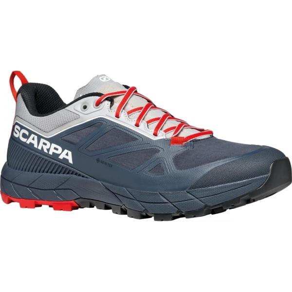 Scarpa Rapid GTX - Zustieg-Schuhe ombre blue-red - Bild 2