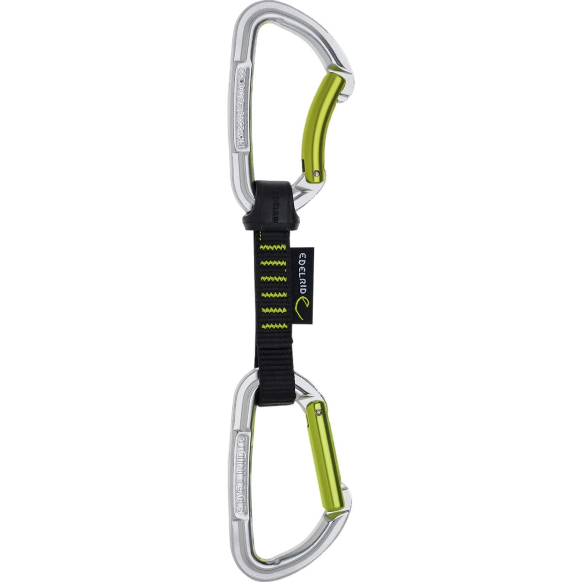 Edelrid Slash Set 10 cm - Express-Set - Bild 1