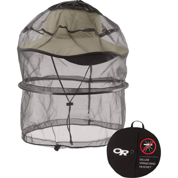 Outdoor Research Deluxe Spring Ring Headnet™ - Moskitonetz - Bild 1