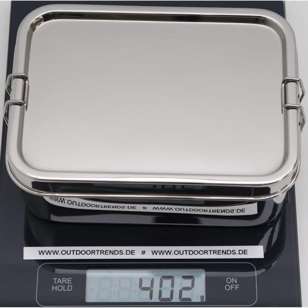 ECOlunchbox Bento Wet Box Large Rectangle - Proviantdose - Bild 2