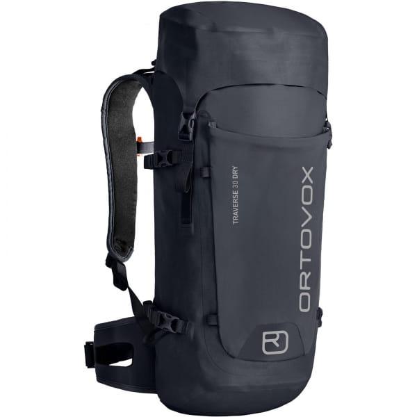 Ortovox Traverse 30 Dry - Tourenrucksack black steel - Bild 5