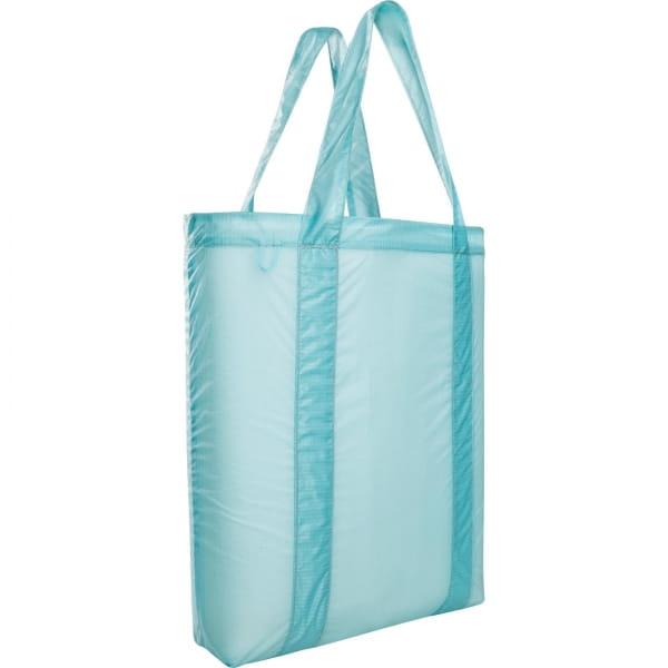 Tatonka SQZY Market Bag - faltbare Einkaufstasche light blue - Bild 10