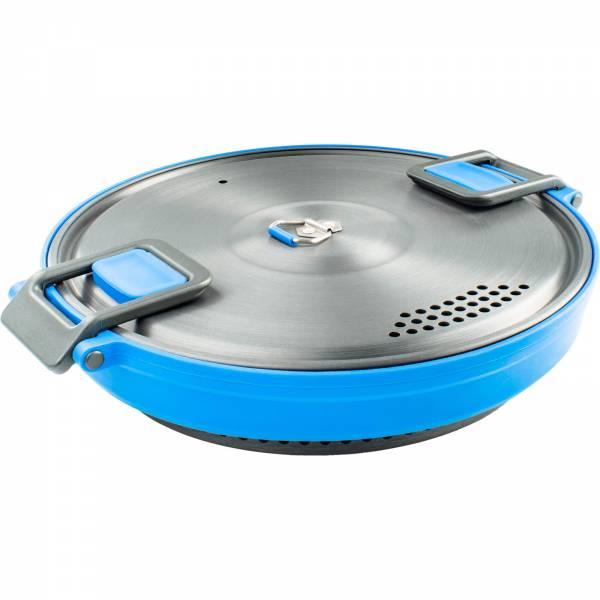GSI Escape 2 L Pot - faltbarer Kochtopf blue - Bild 4