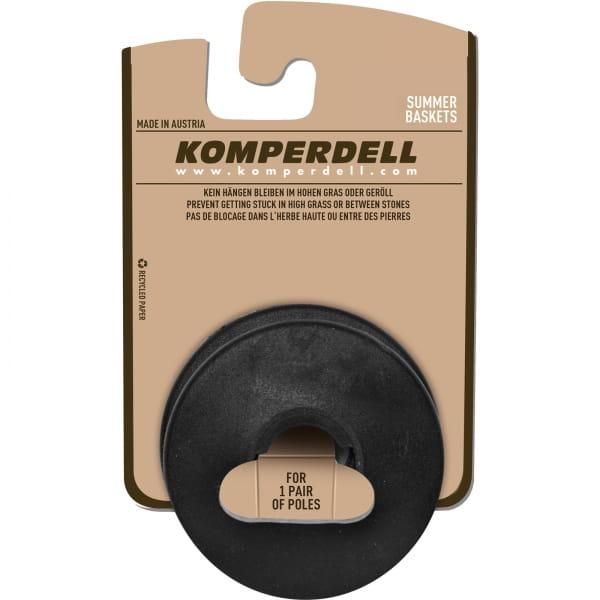 Komperdell Vario Summer Basket - Stockteller schwarz - Bild 1