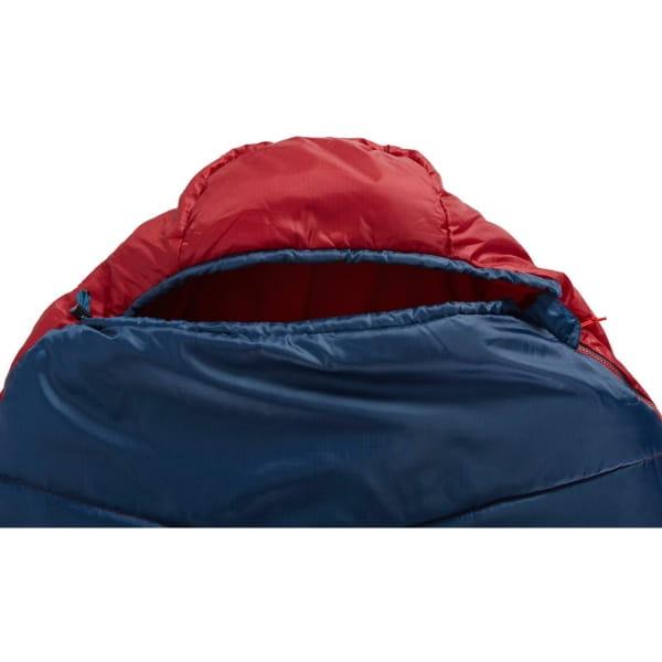 Wechsel Tents Stardust 10° M - Schlafsack red dahlia - Bild 17