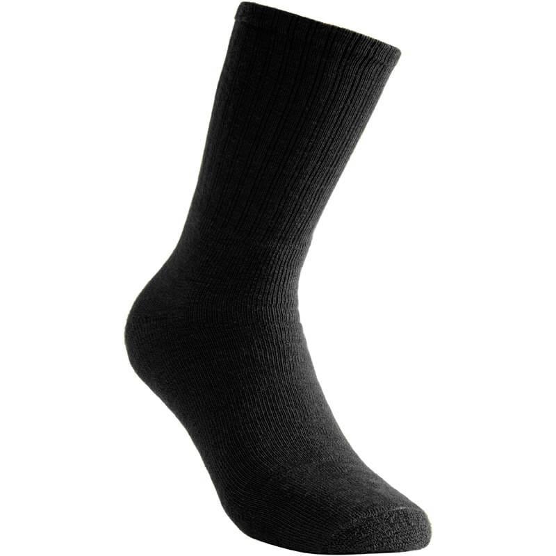 Woolpower Active Socke 200 schwarz 36/39