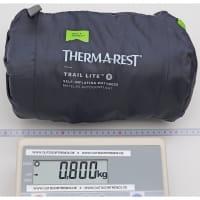 Vorschau: Therm-a-Rest Trail Lite - Isomatte trooper grey - Bild 3