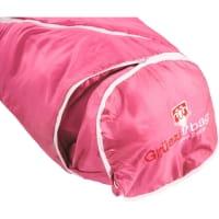 Vorschau: Grüezi Bag Biopod Wolle Kids World Traveller - Wollschlafsack claret red - Bild 22