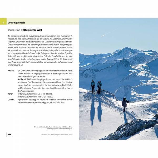 Panico Verlag Kitzbühler Alpen - Skitourenführer - Bild 7