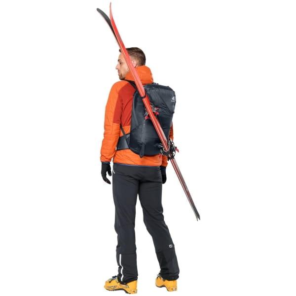 deuter Freerider Lite 20 - Skitourenrucksack black - Bild 10