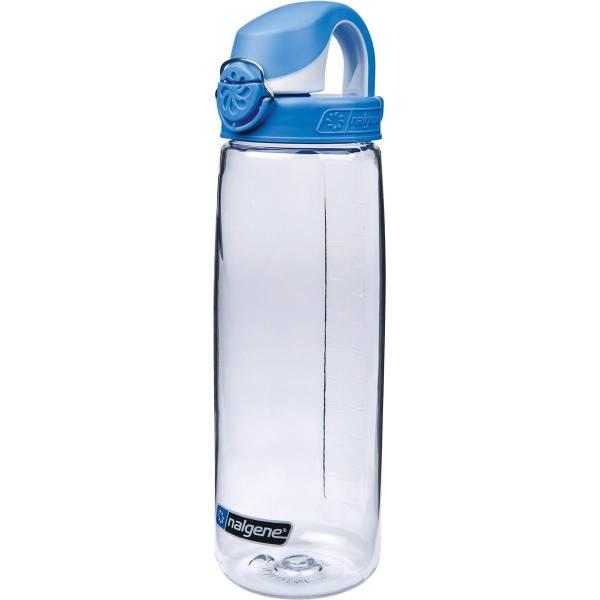 Nalgene Everyday OTF 0,65 Liter Trinkflasche transparent-blau - Bild 9