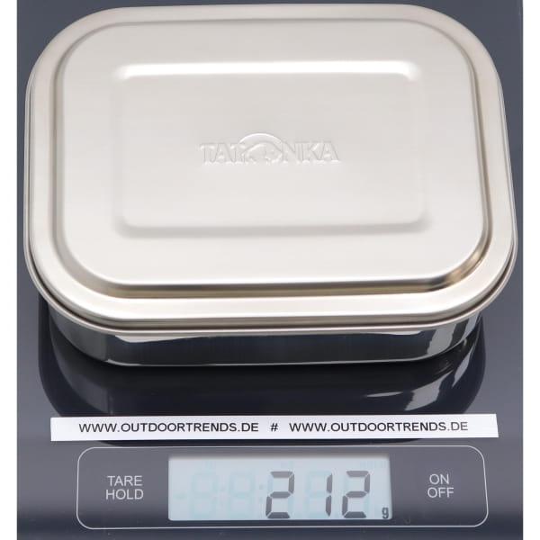 Tatonka Lunch Box I 800 ml - Edelstahl-Proviantdose stainless - Bild 2