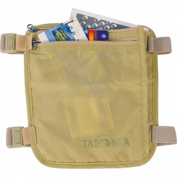 Tatonka Skin Secret Pocket - Wadentasche natural - Bild 6