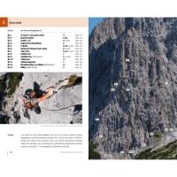 Vorschau: Panico Verlag Wetterstein Nord - Kletterführer Alpin - Bild 7