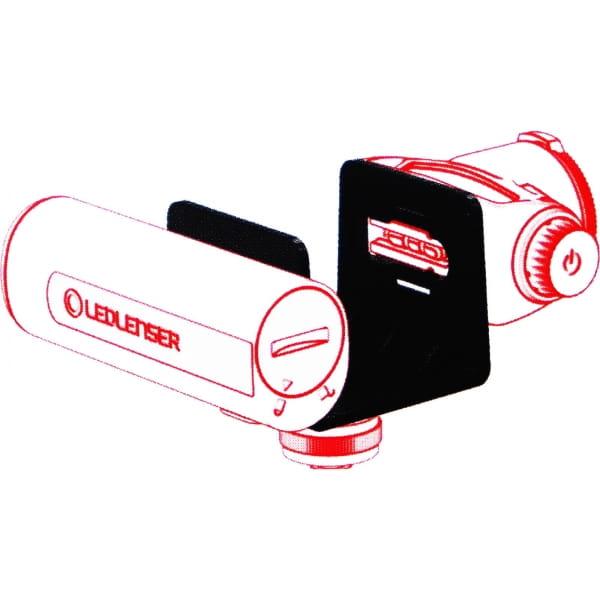 Ledlenser Tripod Adapter Type D - Lampenhalterung - Bild 3