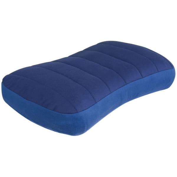 Sea to Summit Aeros Premium Lumbar Support Pillow - Lendenwirbelkissen navy - Bild 4