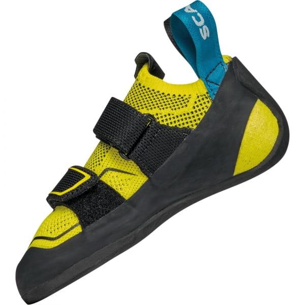 Scarpa Reflex Kid - Kinder- & Jugend-Kletterschuh yellow-black - Bild 3