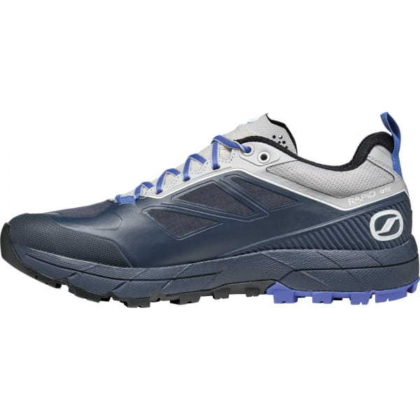 Scarpa Rapid GTX Woman - Zustieg-Schuhe ombre blue-violet blue - Bild 4