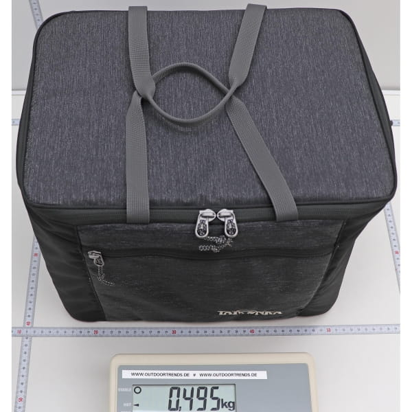 Tatonka Cooler Bag L - Kühltasche off black - Bild 3