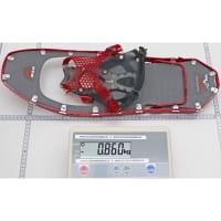 Vorschau: MSR Lightning Ascent 22 Women - Schneeschuhe raspberry - Bild 3
