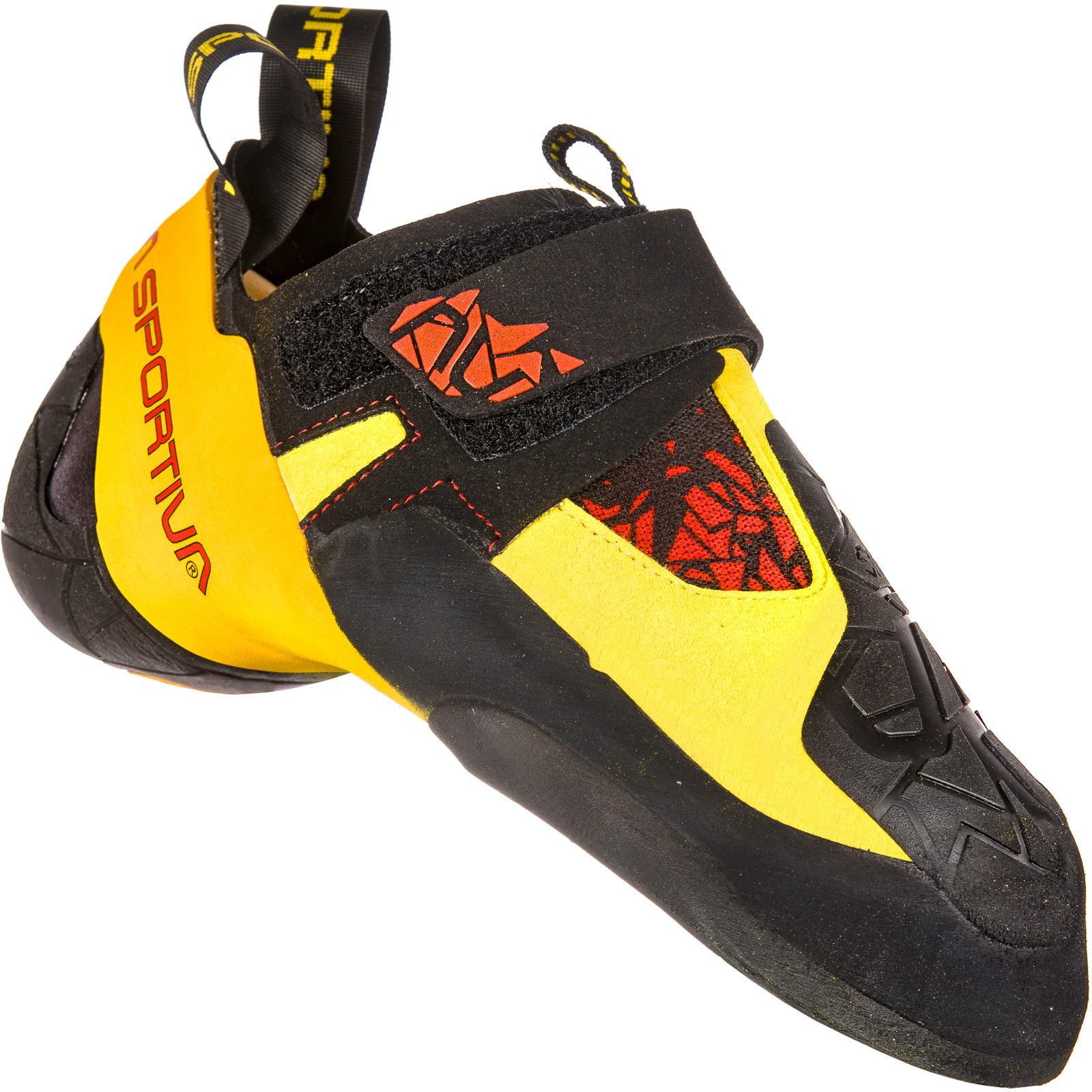 La Sportiva Skwama - Kletterschuhe black-yellow - Bild 1