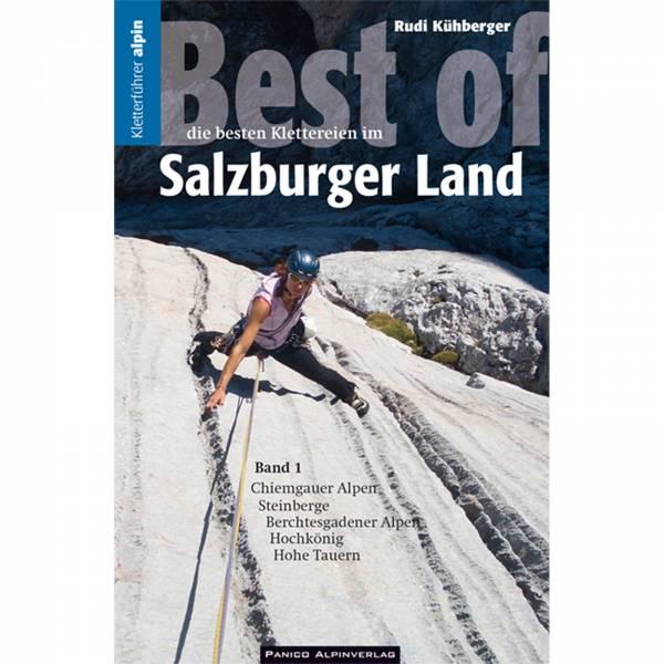 Panico Verlag Best of Salzburger Land Band 1 - Kletterführer - Bild 1