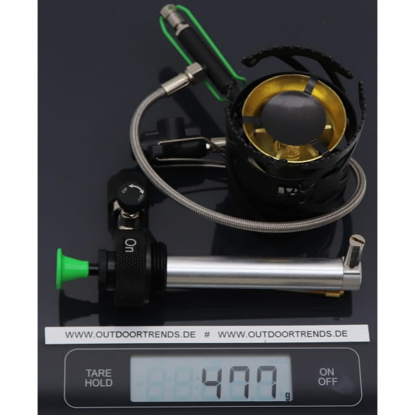 OPTIMUS Polaris Optifuel - Multifuelkocher ohne Brennstoffflasche - Bild 15