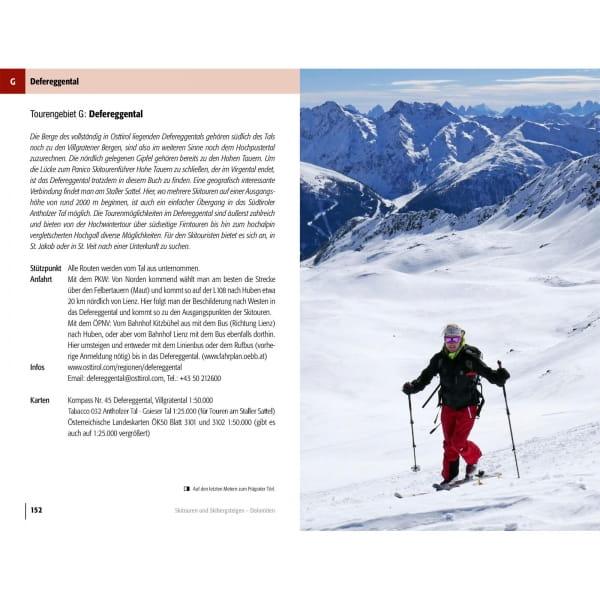 Panico Verlag Südtirol Band 1 - Skitourenführer - Bild 3