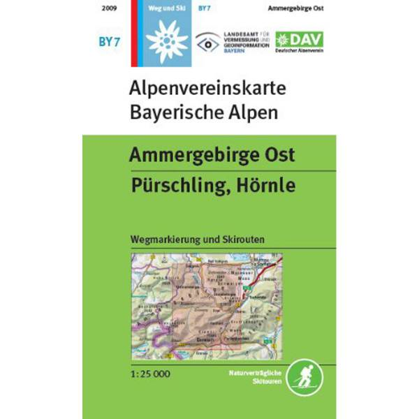 DAV BY07 Ammergebirge Ost - Bild 1