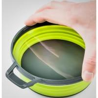 Vorschau: GSI Escape Bowl + Lid - Falt-Schüssel mit Decke green - Bild 16