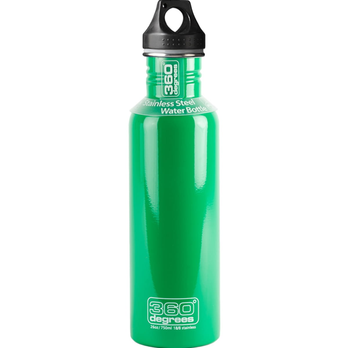 360° degrees Stainless Drink Bottle - 750 ml - Trinkflasche spring green