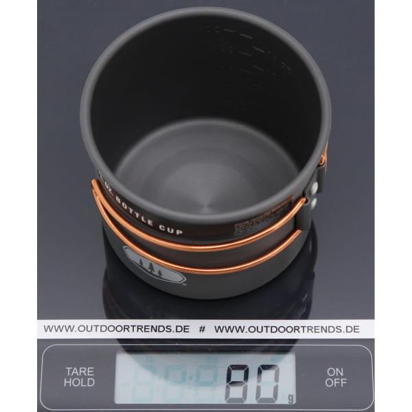 GSI Halulite 20 fl. oz Bottle Cup - Aluminium Becher grey - Bild 5